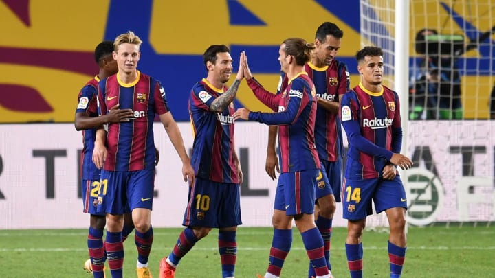 The Barcelona Lineup That Should Start Against Getafe