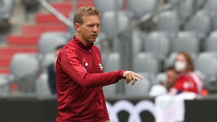 Nagelsmann und seine Bayern müssen Ende August im DFB-Pokal ran