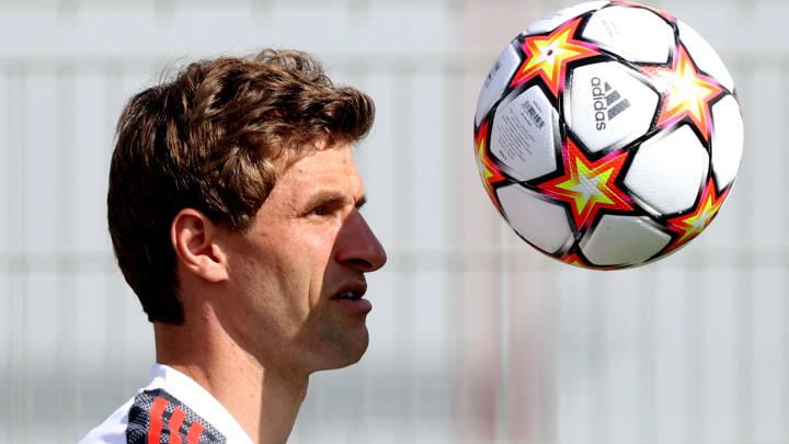 Thomas Müller hat die neue CL-Saison im Blick