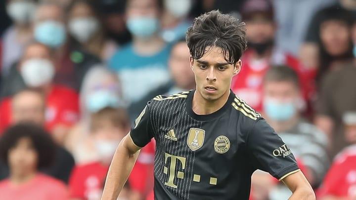 Lucas Copado hat beim FC Bayern verlängert