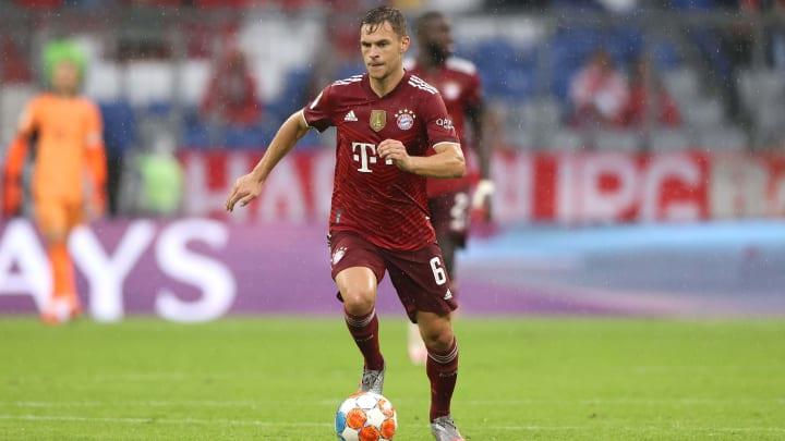 Joshua Kimmich bleibt bis 2025 bei den Bayern