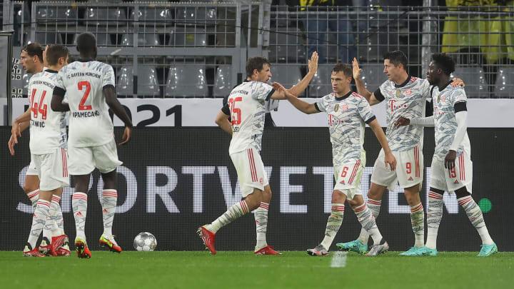 Der FC Bayern hat den ersten Prestigesieg der neuen Saison eingefahren
