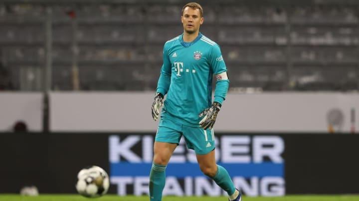 Neuer ist in der Bundesliga das Maß aller Dinge