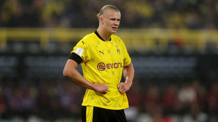 Erling Haaland could be available in January