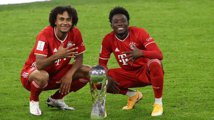 Zirkzee and Davies are two standout talents for Bayern.....in reality and virtually!
