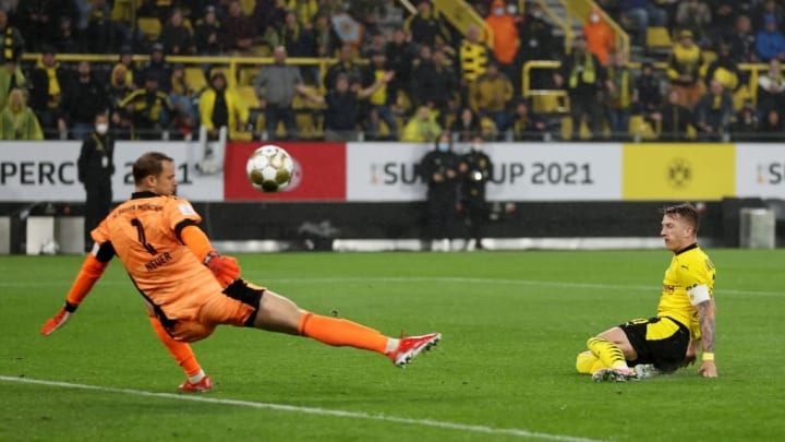 Manuel Neuer, Marco Reus