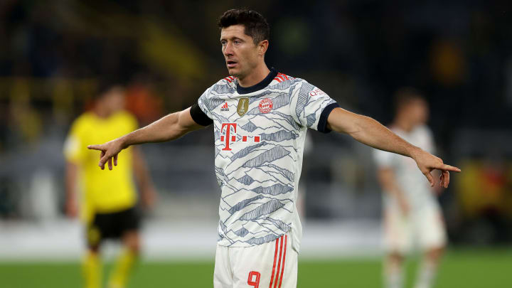 Jogador é o grande nome do Bayern | FC Bayern München v Borussia Dortmund - Supercup 2021