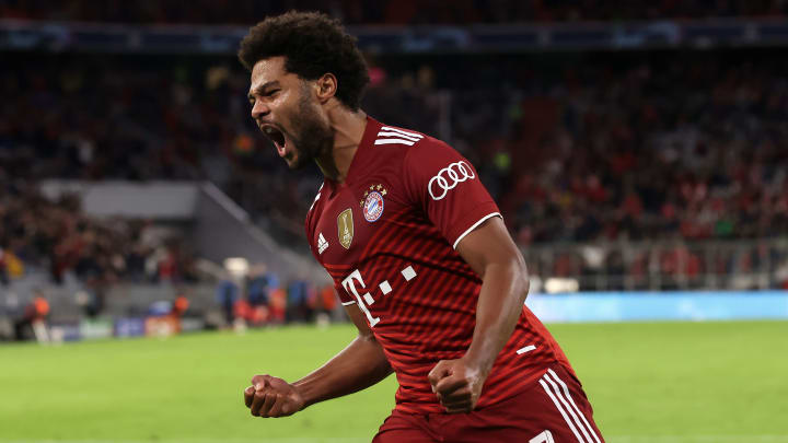 Der FC Bayern schlägt Dynamo Kiew deutlich