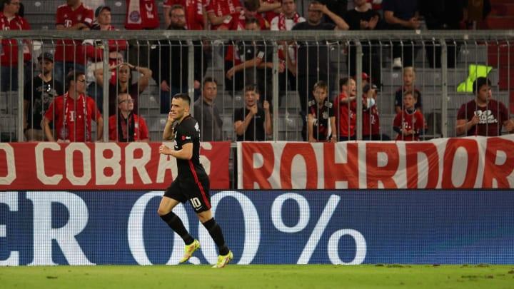 Filip Kostic trifft zum Sieg für die Eintracht