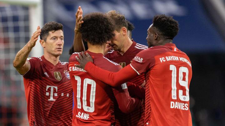 Bayern Munich travel to RB Leipzig on Saturday