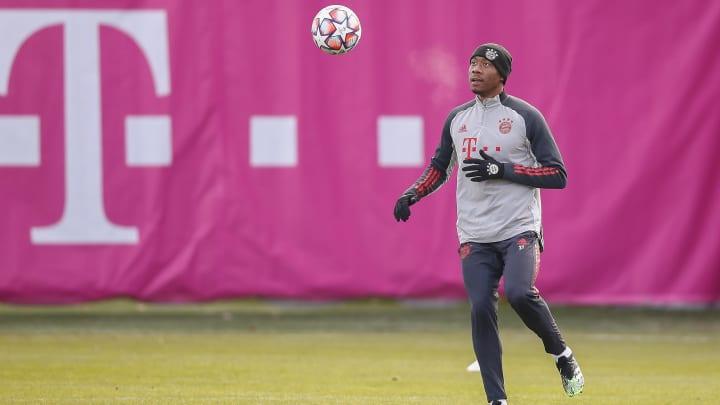Alaba steht vor seinem letzten Halbjahr mit den Bayern