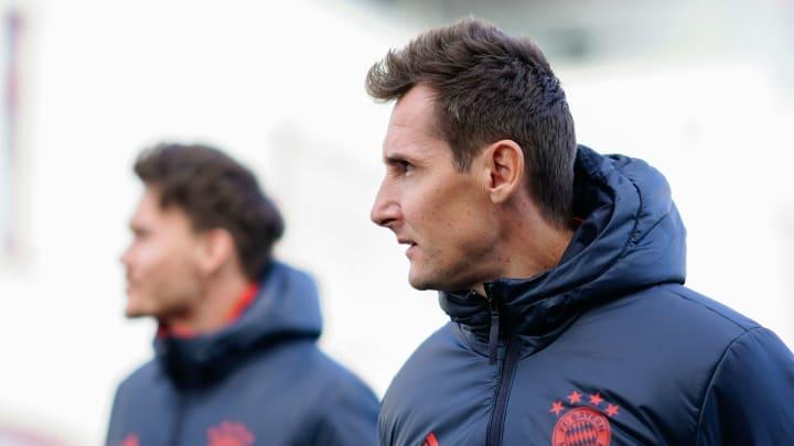 Miroslav Klose verlässt den FC Bayern