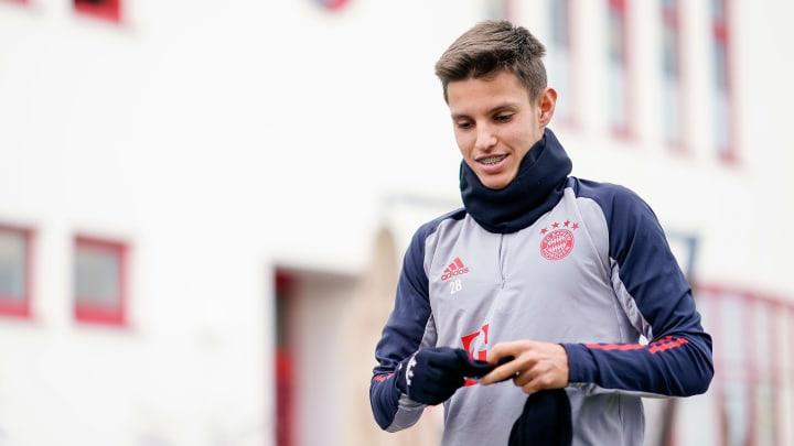 Tiago Dantas hat beim FC Bayern keine Zukunft