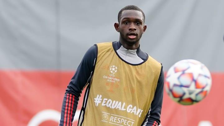 Tanguy Nianzou konnte in seiner ersten Saison beim FCB kaum auf dem Platz stehen