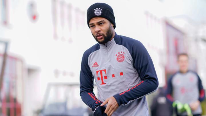 Auch am Mittwoch blieb Serge Gnabry dem Mannschaftstraining des FC Bayern fern