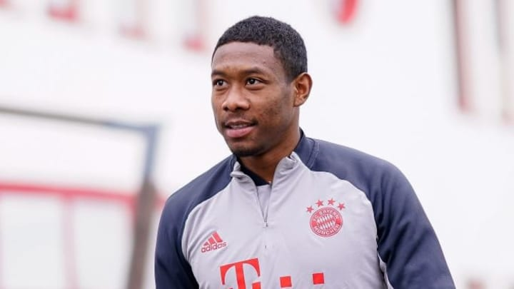 Alaba may be looking for a new challenge