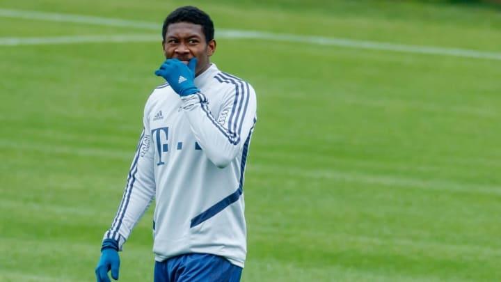David Alaba zögert weiterhin mit einer Verlängerung bei den Bayern