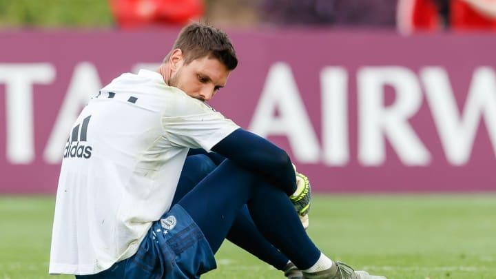 Bayern Münchens Ersatztorhüter Sven Ulreich will sich nach einem neuen Verein umsehen