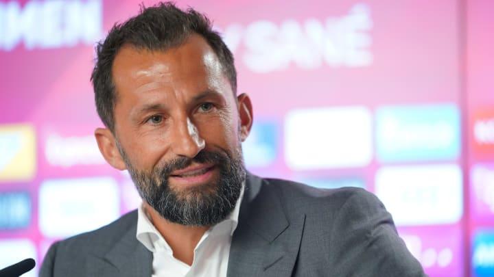 Um Transferangelegenheiten kümmert sich Bayern-Sportvorstand Hasan Salihamidzic derzeit nicht