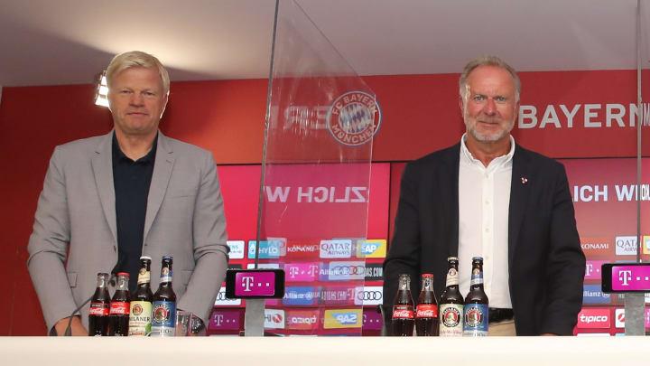 Bei der Trainer-Entscheidung kommt es vor allem auf Karl-Heinz Rummenigge und Oliver Kahn an.