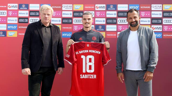 Marcel Sabitzer ist endlich beim FC Bayern angekommen