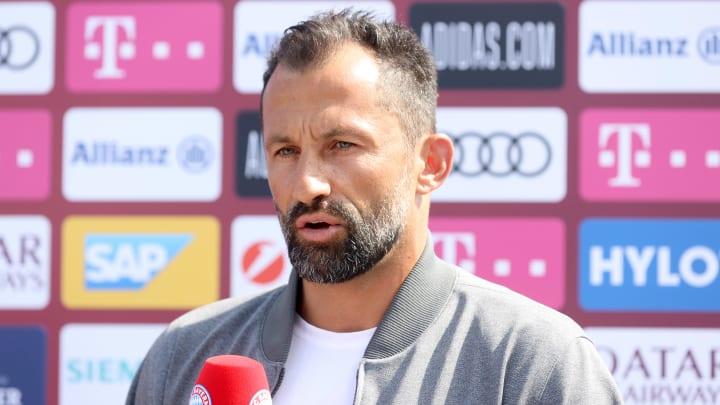 Hasan Salihamidzic speaks out on Bayern Munich interest in Antonio Rudiger