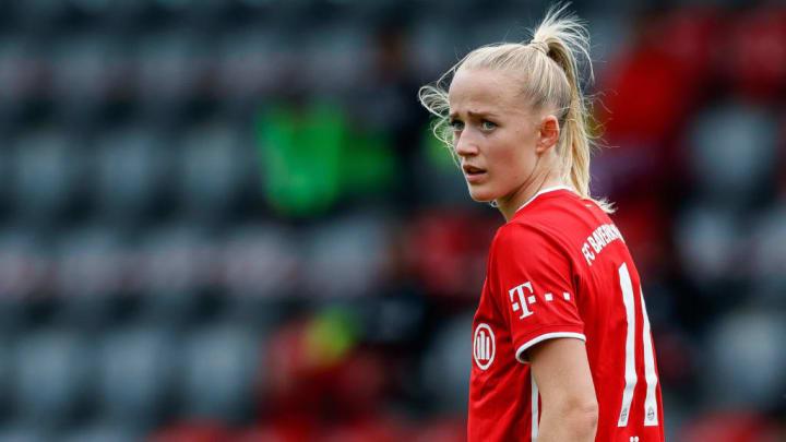 Die Damen des FC Bayern waren 2018 letztmalig im Finale
