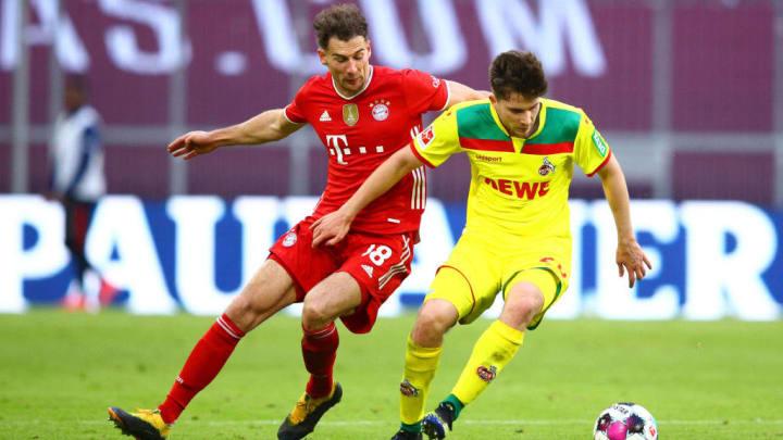 Ein absoluter Schlüsselspieler beim FC Bayern: Leon Goretzka (l.)