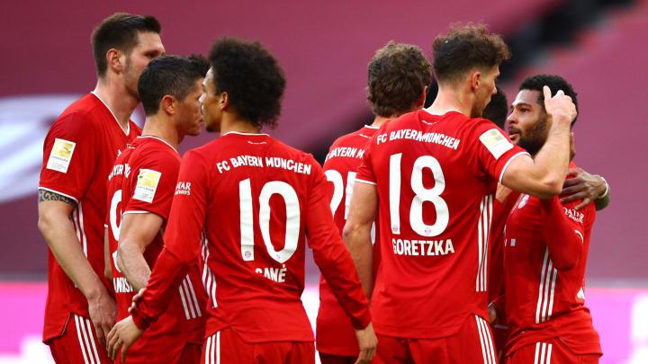 Zwei Akteure waren beim 5:1-Sieg der Bayern über Köln besonders auffällig