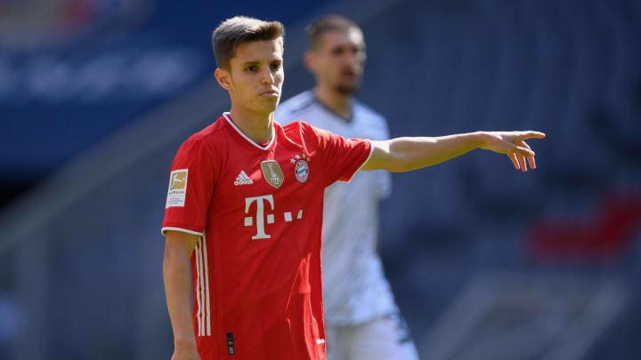 Tiago Dantas verlässt den FC Bayern