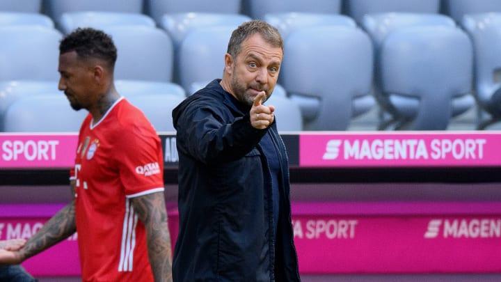 Hansi Flick plagen vor dem Champions-League-Kracher Personalsorgen. Die Chance auf ein Weiterkommen erscheint gering.