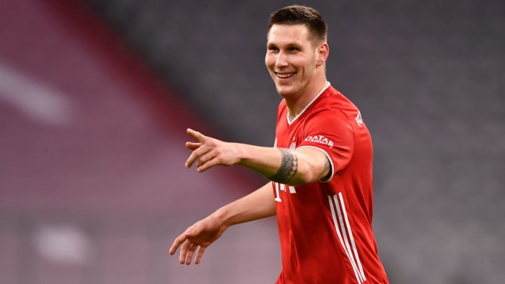 Stabilisierte die Defensive des FC Bayern merklich: Niklas Süle