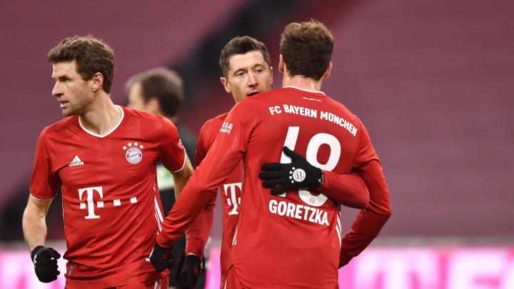 Erfolgreicher Auftakt ins neue Jahr für den FC Bayern