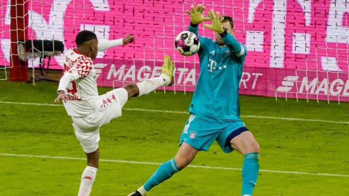 Leandro Barreiro Martins, Manuel Neuer
