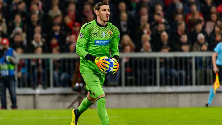 Barkas is expected to be Lennon's number one goalkeeper this season