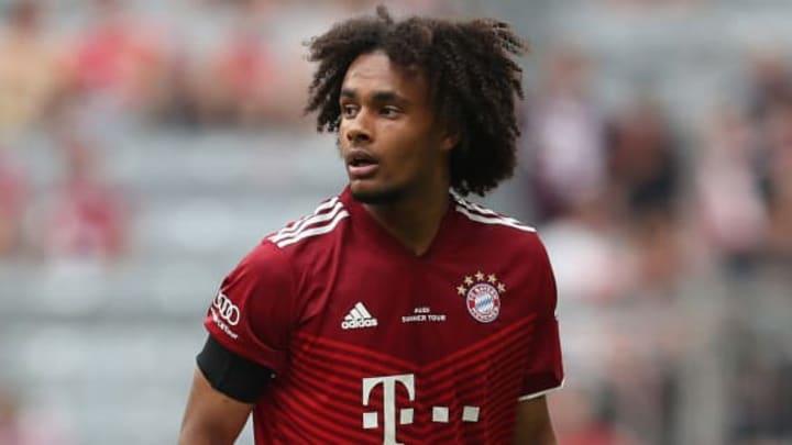 Zirkzee podría salir el Bayern