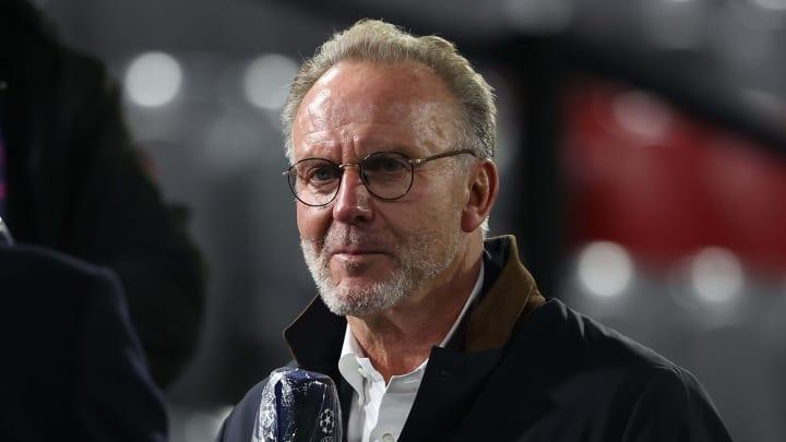 Karl-Heinz Rummenigge spricht über die geplatzte Super League und wie es in der Trainerfrage weitergeht