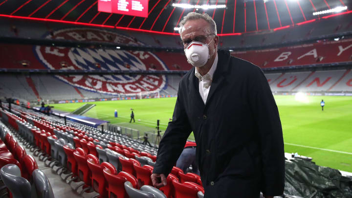 Karl-Heinz Rummenigge gibt seinen Posten vorzeitig auf