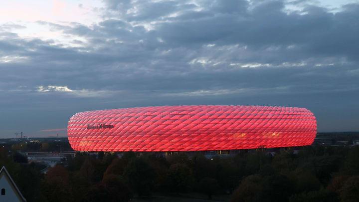 Die Allianz Arena behält alle EM-Spiele