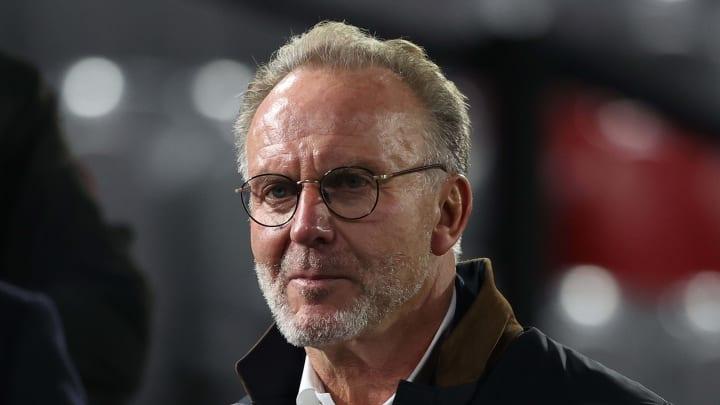 Karl-Heinz Rummenigge has praised Chelsea's financial position
