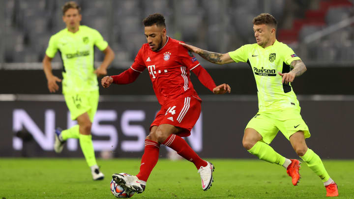Bayern München Atletico Madrid 2021
