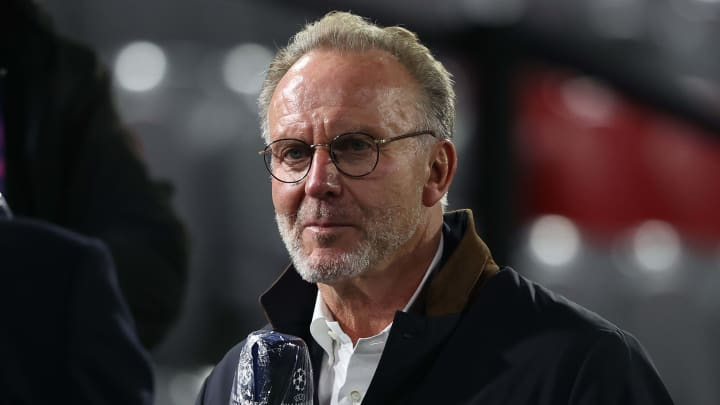 Karl-Heinz Rummenigge will not be leading Bayern into the European Super League