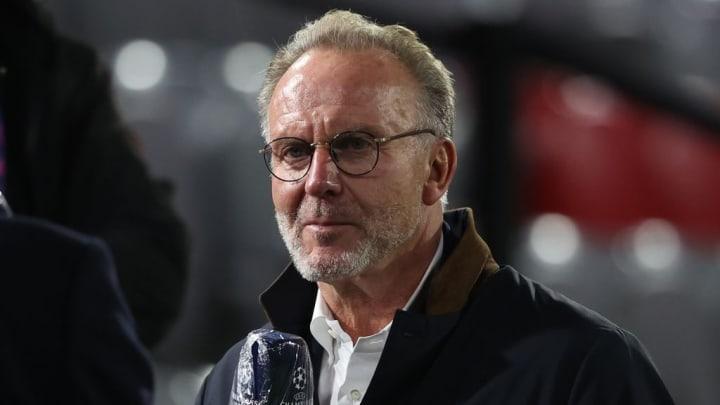 Karl-Heinz Rummenigge will mit dem FC Bayern auch in seinem letzten Jahr an der Spitze stehen