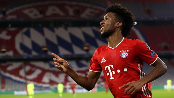 Mittlerweile unumstritten: Bayern-Flügelzange Kingsley Coman spielt nach schwerer Vergangenheit endlich frei auf