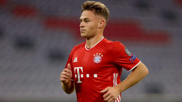 Joshua Kimmich will be back in January