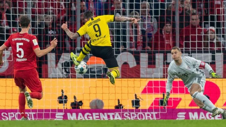 Paco Alcacer, Manuel Neuer o