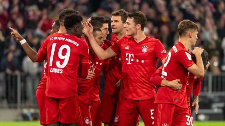 Bayern Munich Launch Classic Look 2020 21 Adidas Home Kit