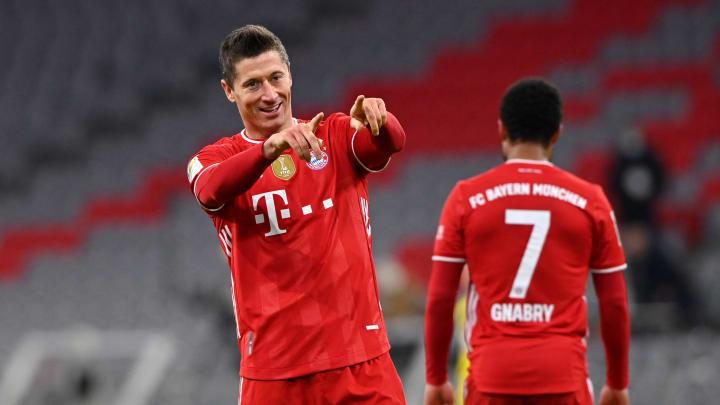 Será que Lewandowski se tornará o maior artilheiro da história da Bundesliga?