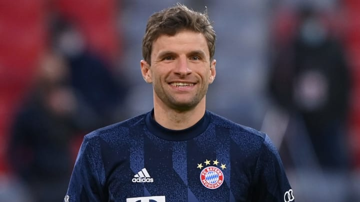 Muller would have no problem leaving Bayern