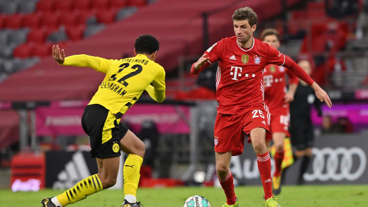 Bayern de Munique já é o campeão, mas a Bundesliga ainda não acabou...